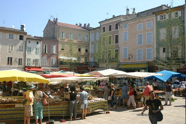 Montélimar, une ville où il fait bon vivre !